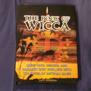THE BOOK OF WICCA BY LUCY SUMMERS